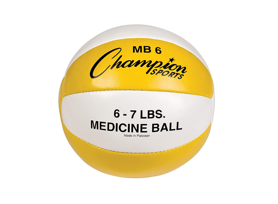 Best Medicine Ball For Throws
