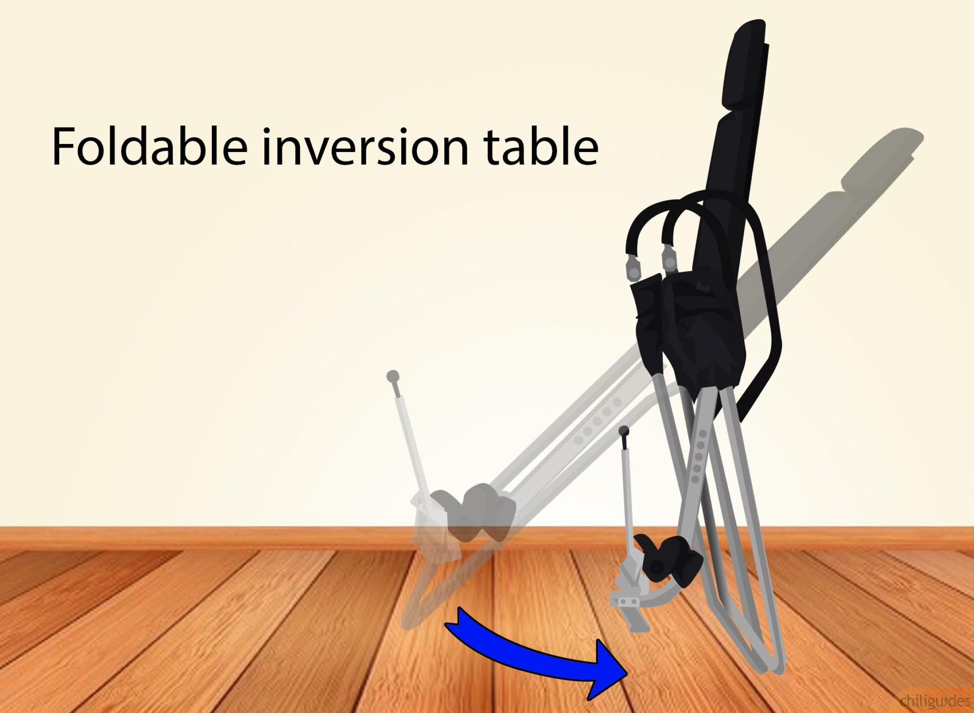 Look for a stainless steel frame.